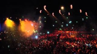 Paul Kalkbrenner Sky & Sand Dortmund Westfalenhalle 1 // Guten Tag Tour 2013 02 02
