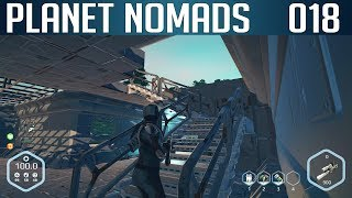 PLANET NOMADS #018 | Schicke neue Treppe | Let's Play Gameplay Deutsch thumbnail