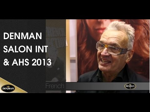 Denman International @Salon Int & AHS 2013