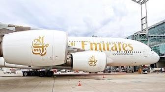 EMIRATES A380 & 777-300ER Economy Class Review | Zurich - Dubai - Delhi | Economy Week