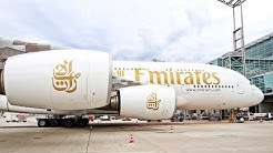 EMIRATES A380 & 777-300ER Economy Class Review | Zurich - Dubai - Delhi | Economy Week