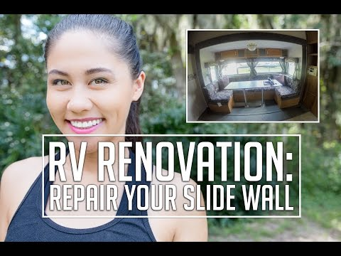 rv-renovation//water-damage-slide-wall-repair