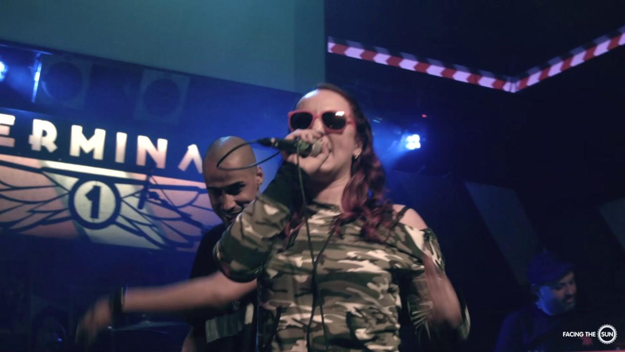 Bobo & The Gang feat. Yoko Live @ Terminal 1 -  Респект