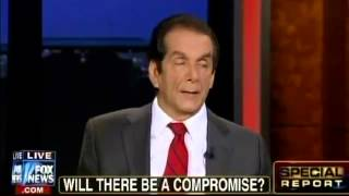 Krauthammer: Republicans Should Walk Away