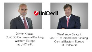 Unicredit is named best sme bank in the world.