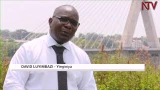 Wuuno David Luyimbaazi eyayiiya pulaani y'olutindo lw