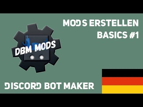Mods erstellen basics 1 discord bot maker ger youtube create mods basics 1 discord bot maker ger stopboris Image collections