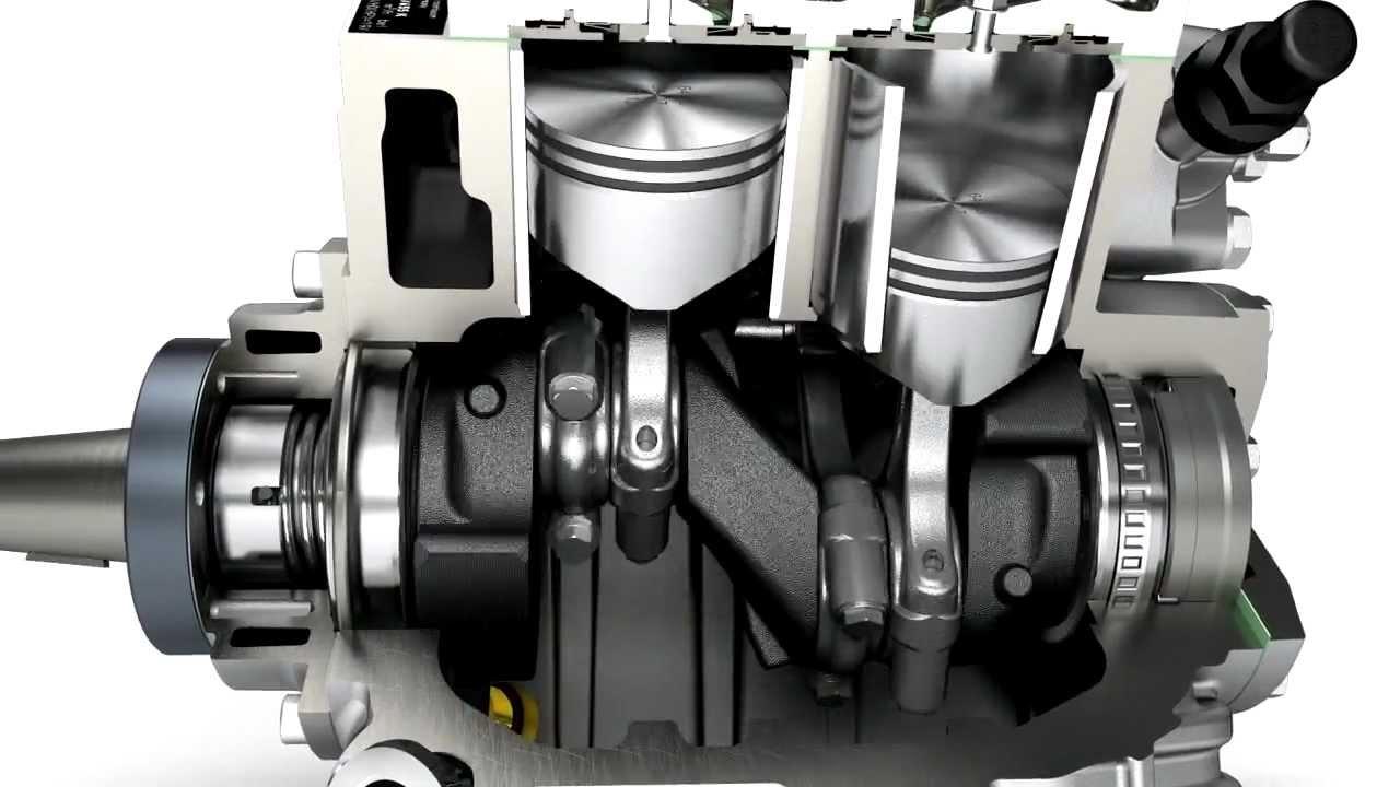 Demo Reel Technische Animationen Und Visualisierungen Von Gosetti Youtube