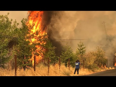Northern California wildfires evening update | August 19, 2020