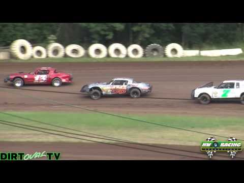 6 18 16 Street Stock Trophy Dashes Wall Banger Cup Cottage Grove Speedway