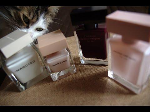 Мои ароматы: Narciso Rodriguez Narciso Poudree и Narciso EDP