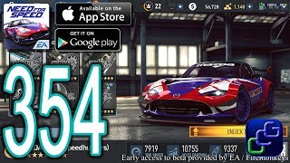 NEED FOR SPEED No Limits Android iOS Walkthrough - Part 354 - Mazda MX-5 (Speedhunters) Maxed Out