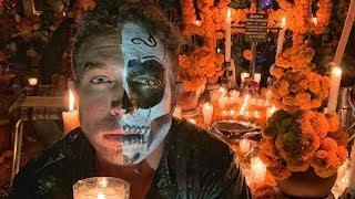 MI PRIMER DÍA DE MUERTOS EN MÉXICO