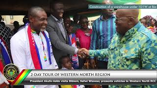 2-Day Tour of Western North Region Day 2
