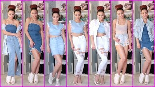 2017 Fashion Trends - 10 Summer Outfits with Jeans - Trends Outfits with Denim, Fashion Trends 2017 thumbnail