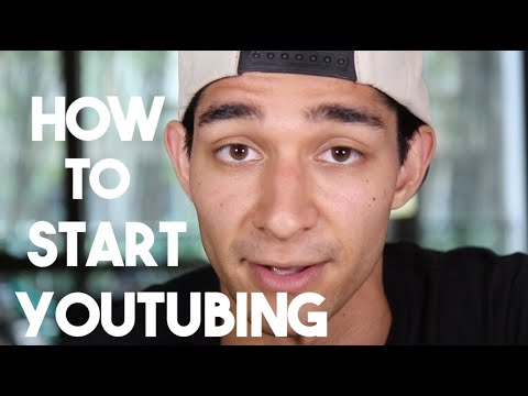 Download Youtube: How to Start Youtubing (Vlogging and Youtube Advice)