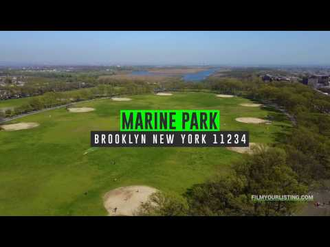 Marine Park Drone Flight 2017