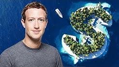 Das macht Mark Zuckerberg mit seinem Geld!