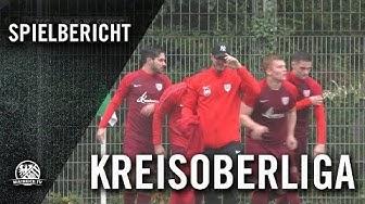 TSG Neu-Isenburg – SpVgg 03 Neu-Isenburg II (10. Spieltag, Kreisoberliga Offenbach)