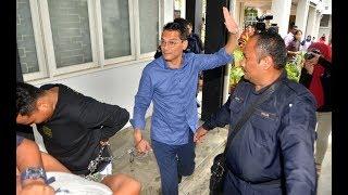 JMM president Azwanddin remanded for four days