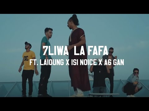 7LIWA - LA FAFA ft LAIOUNG x ISI NOICE x A6 GANG WF8 Prod Laioung