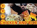 Download Video HOW TO MAKE HALAL CART STYLE CHICKEN AND RICE | COPY CAT RECIPE | NYC STYLE MP4,  Mp3,  Flv, 3GP & WebM gratis