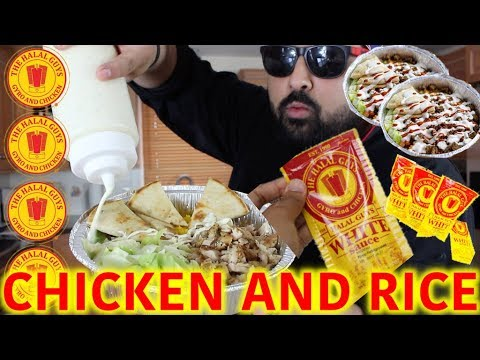 How To Make Halal Cart Style Chicken And Rice Copy Cat Recipe