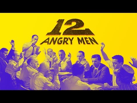 12 Angry Men - Less is More