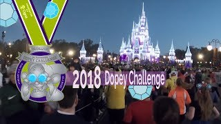 The Dopey Challenge - 2018 Walt Disney World Marathon Weekend