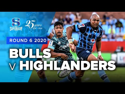 Super Rugby 2020 | Bulls v Highlanders - Rd 6 Highlights