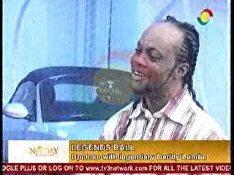 Newday - One on one with Daddy Lumba - 12/6/2015