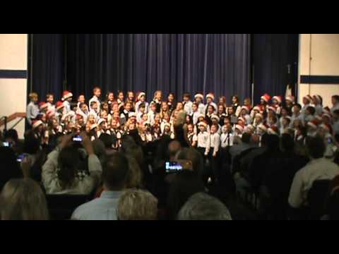 Winter Fantasy- Combined Lower School Choir SouthLake Christian Academy