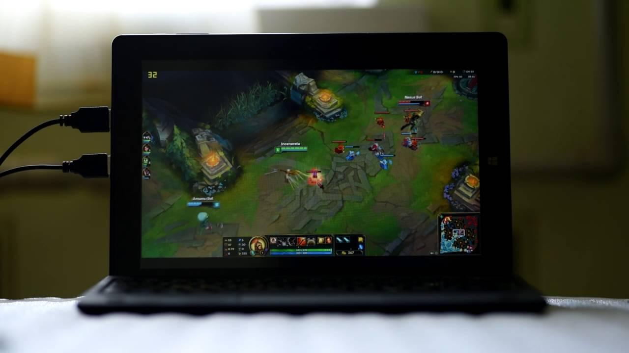 Chuwi Hi10 Tablet Gaming Test