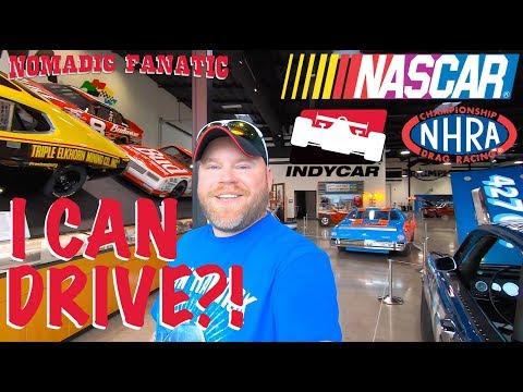 Nascar, Indy Car, NHRA Drag, Hot Rods, & DRIVING 180mph!
