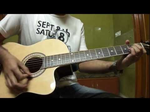 Haal E Dil (Acoustic) - Murder 2 (Guitar Cover)