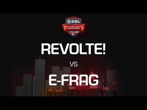 CS:GO - Revolte vs. E-Frag [Cbble] - ESL South East Europe Championship Season 2 - Grand Final