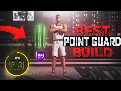 BEST GUARD BUILD ON NBA 2K20! OFFENSIVE THREAT BUILD! 60+ BADGE DEMIGOD BUILD ON 2k20!