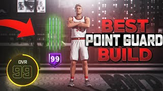 BEST GUARD BUILD ON NBA 2K20! OFFENSIVE THREAT BUILD! 60+ BADGE DEMIGOD BUILD ON 2k20!