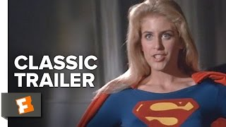 Supergirl (1984) Official Trailer - Helen Slater, Faye Dunaway, Peter O'Toole Superhero Movie HD