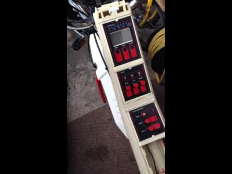 Raleigh Vektar project bike - faulty electrics - radio and sound board
