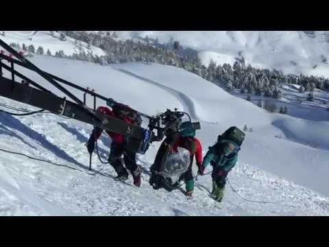 Everest: Behind the Scenes Movie Broll 1- Jake Gyllenhall, Josh Brolin, Sam Worthington