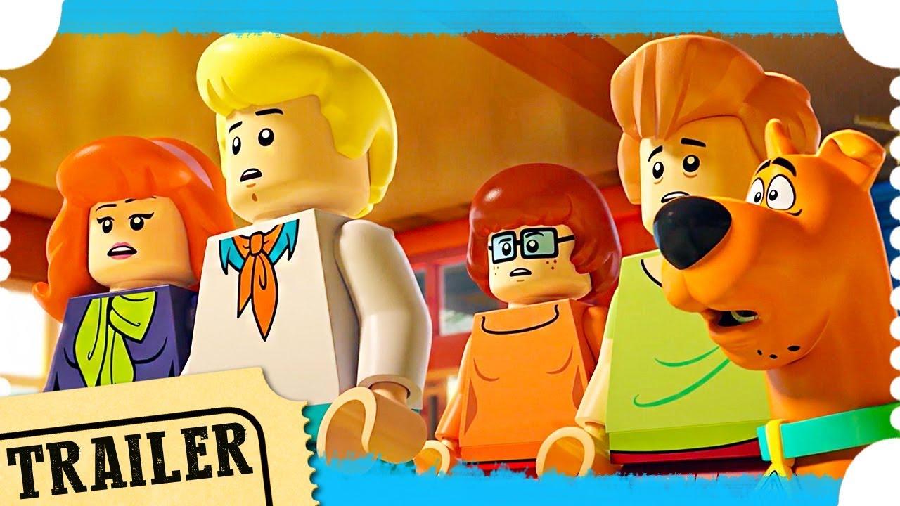 LEGO Scooby-Doo! Strandparty Trailer \