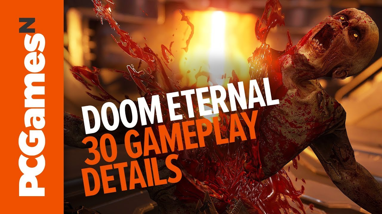 Doom Eternal release date revealed, plus multiplayer and gameplay