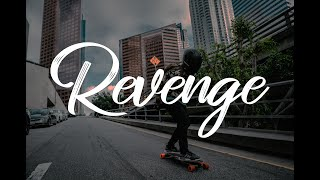 Cover images Josh A - Revenge (Lyrics)