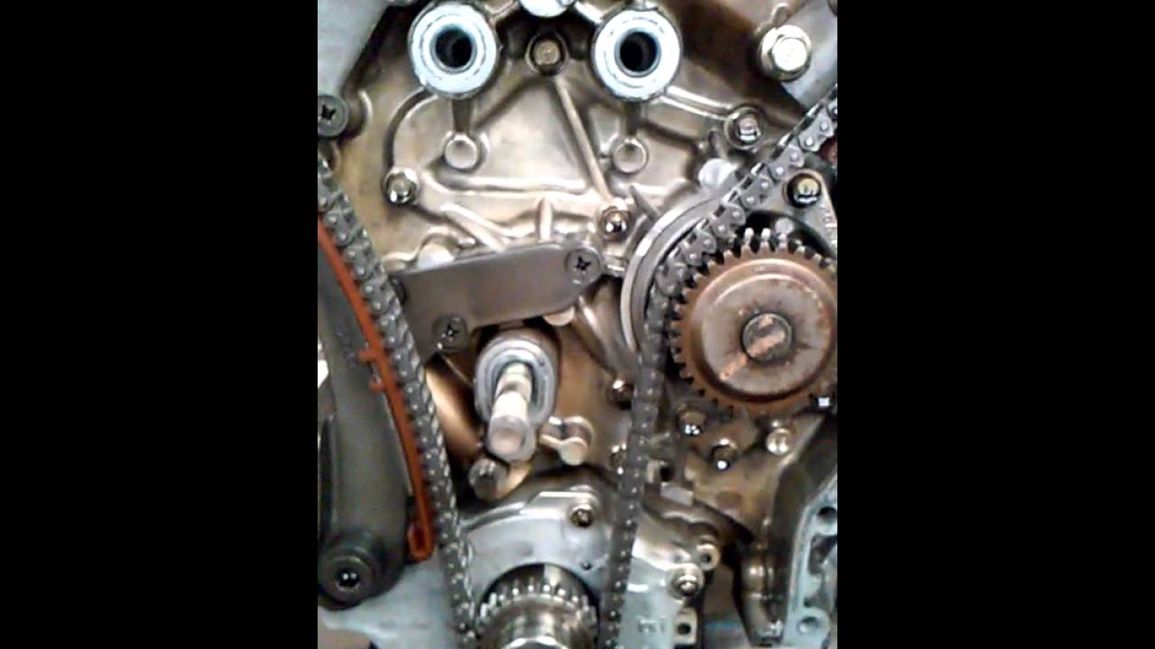 2005 Nissan Altima Timing Chain