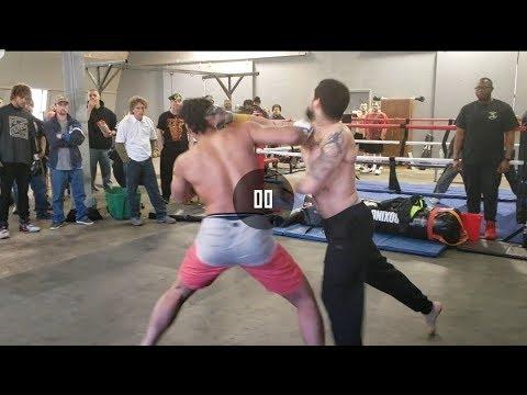 STREETBEEFS B ROSE VS SONNY BOY MMA
