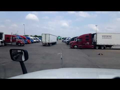 BigRigTravels LIVE! Flying J truckstop in Dallas,  Texas  **Not Driving **
