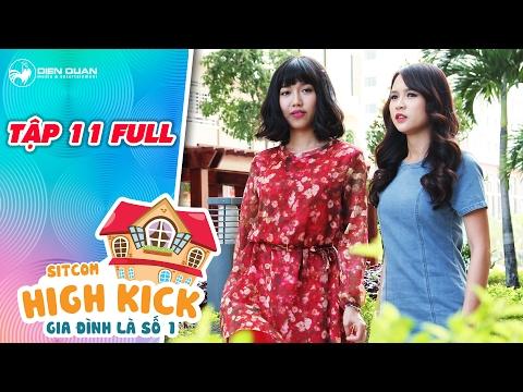 Gia đình là số 1 sitcom | tập 11 full: hot girl Sam đụng mặt chồng cũ khi mang giáo án cho Diệu Nhi