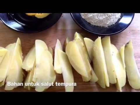 Resepi Potato Wedges Crispy Noxxa Youtube