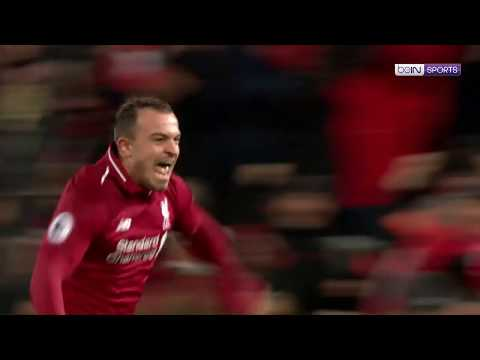 Liverpool 3-1 Manchester United Match Highlights
